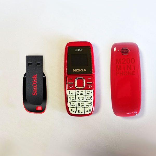 گوشی موبایل کوچک ساده نوکیا مدل BM200