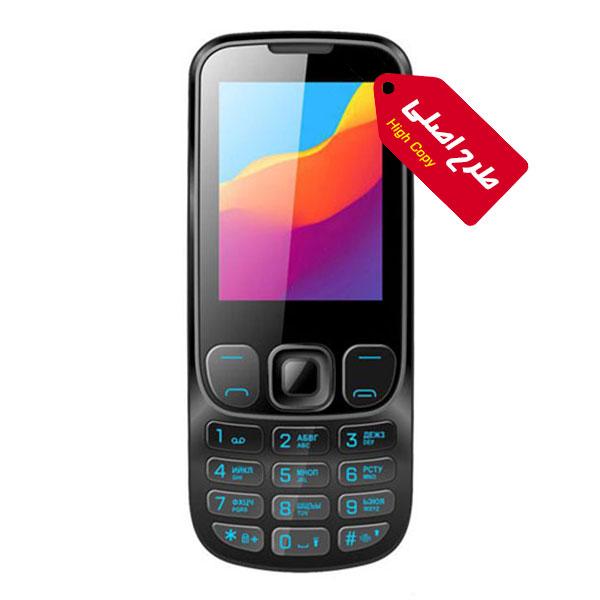 گوشی ساده طرح اصلی نوکیا مدل 6303 شرکت Vertex