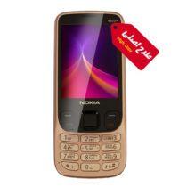 گوشی ساده طرح اصلی نوکیا مدل 6303 Plus شرکت DARAGO