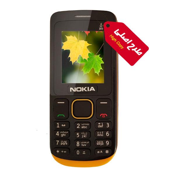 گوشی ساده طرح اصلی نوکیا مدل B300 شرکت Coocel
