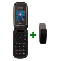 گوشی تاشو ساده SICCOO مدل S1272