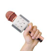 میکروفون اسپیکر دار بلوتوثی مدل WS-858
