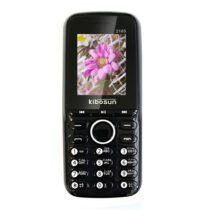 گوشی موبایل ساده Kibosun مدل 2165 دو سیم کارت