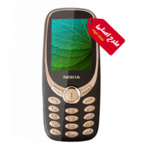 گوشی ساده طرح اصلی نوکیا مدل 3312 شرکت DARAGO