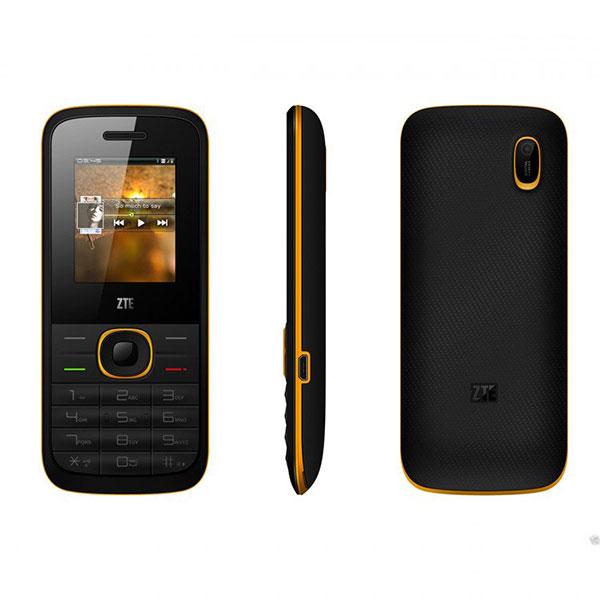 گوشی موبایل ساده ZTE مدل R528 دو سیم کارت