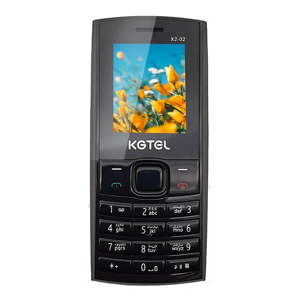 گوشی ساده Kgtel مدل X2-02 دو سیم کارت