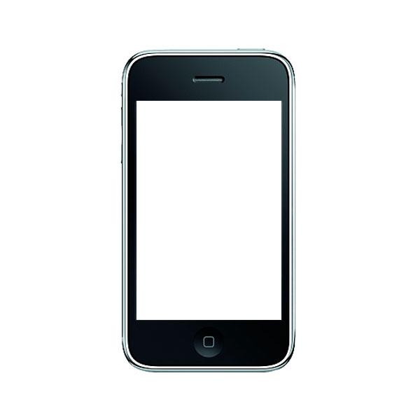 قاب و شاسی گوشی اپل iPhone 3GS