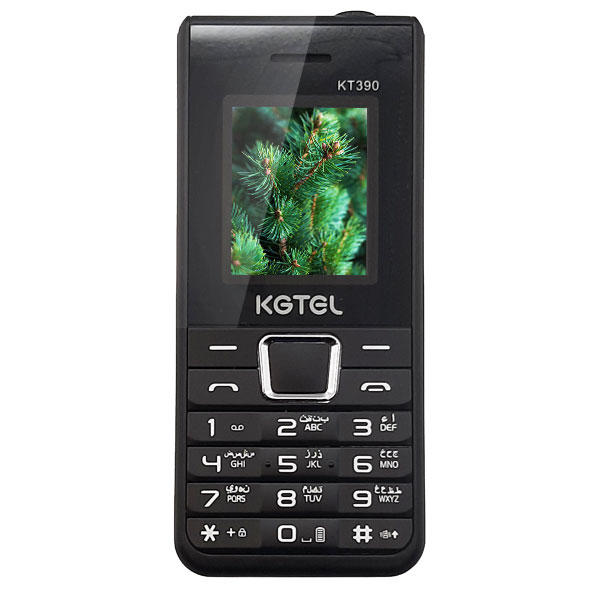 گوشی ساده Kgtel مدل KT390 دو سیم کارت
