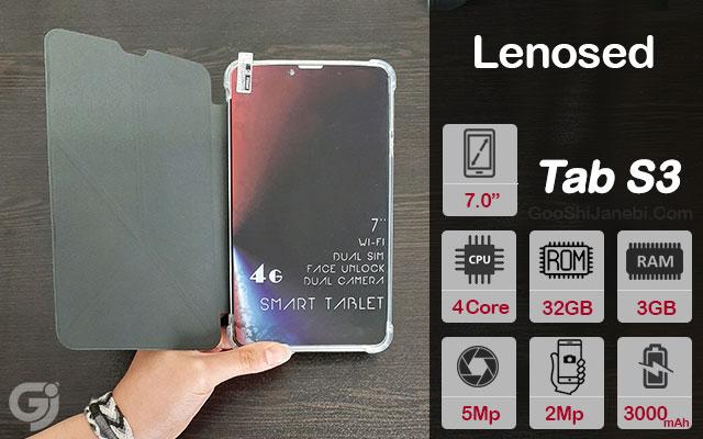 تبلت Lenosed مدل S3 ظرفیت 32 گیگابایت